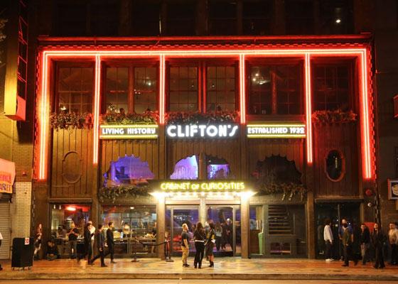 Clifton's Republic